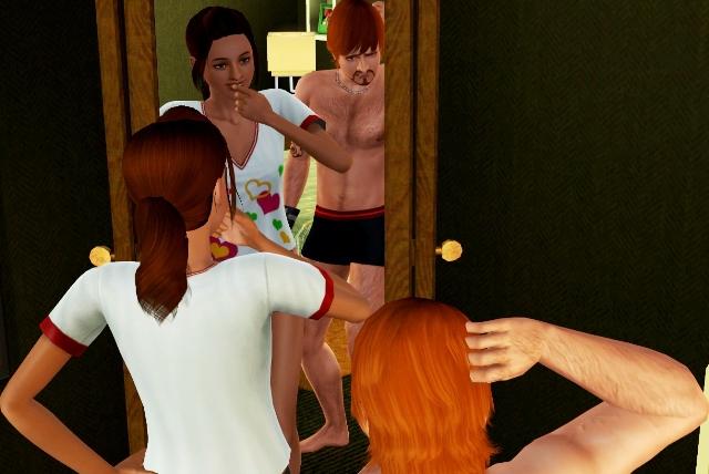 """[Terminé] Sims Histoires de Jobs """"Au bureau"""" - Page 20 381432Screenshot37"""