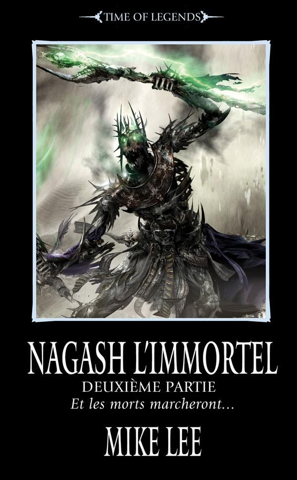 Nagash l'Immortel: Volume I et II de Mike Lee 381714FRnagashimmotalvol2600