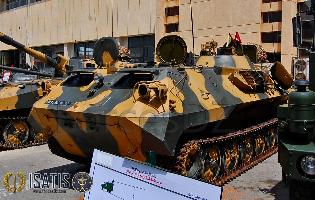تطور الصناعة الجزائرية العسكرية الثقيلة  بشكل ملحوظ من الشراكة الى الاعتماد الذاتي الكلي . 382596ZZERTY