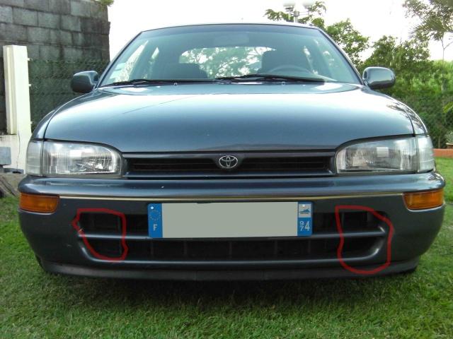 Corolla e10 liftback Option 383246SANY0120