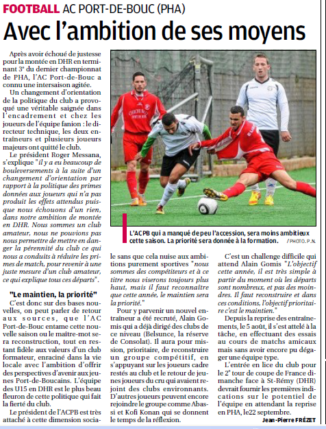 ATHLETIC CLUB  PORT DE BOUC ET SC PORT DE BOUC  / PHA PROVENCE  - Page 12 383877882