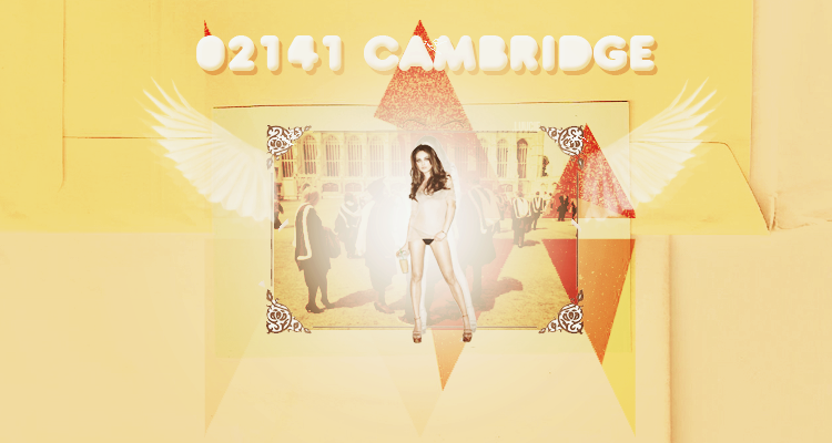 02141 Cambridge™