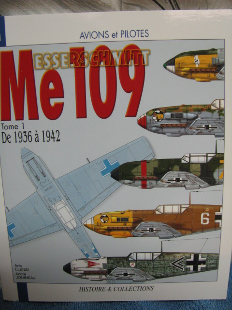 Bf-109 F-4 Trumpetter 1/24 384345IMG7613