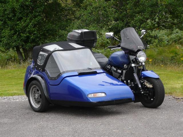 L'Ecosse en side-car au mois d'aout 2012 384366028