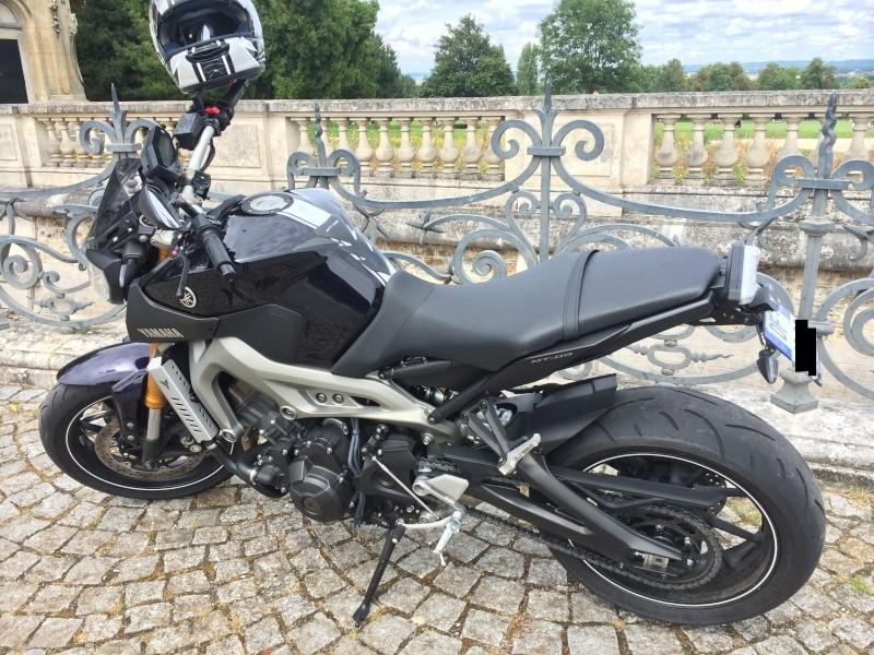 Photos de toutes les Yamaha MT-09 du forum ! :) 384648YYoulica