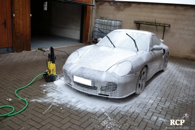 Rénovation extérieur Porsche 996 TT 3848420045