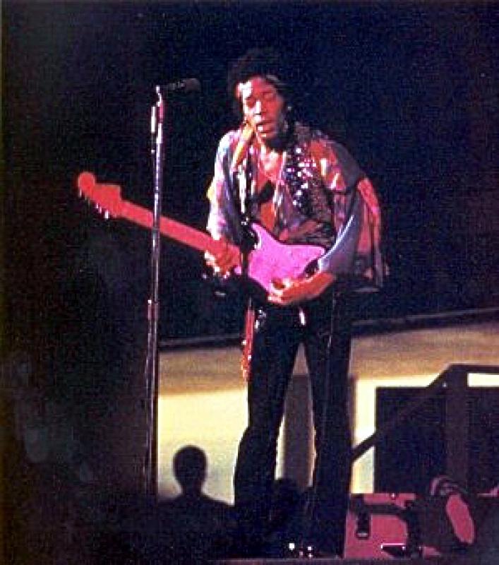 Houston (Sam Houston Coliseum) : 6 juin 1970 385640Houston70
