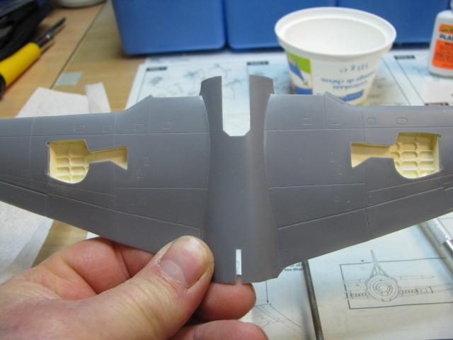 Ryan XF2R-1 Dark Shark Czech Model 1/48.....Terminé! 386088IMG8797