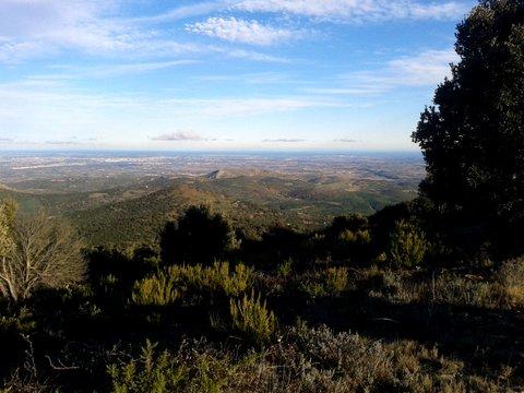 Aspres du Canigou, tour panoramique 38701220141219152544