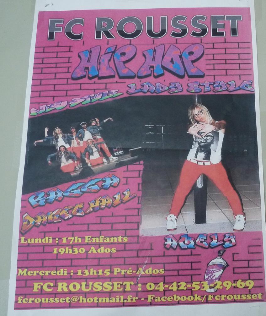"""LA SAINTE VICTOIRE DONNERA AU FC ROUSSET FOOT UN AVENIR """"SACREMENT """" GLORIEUX ! 387290P1310371"""