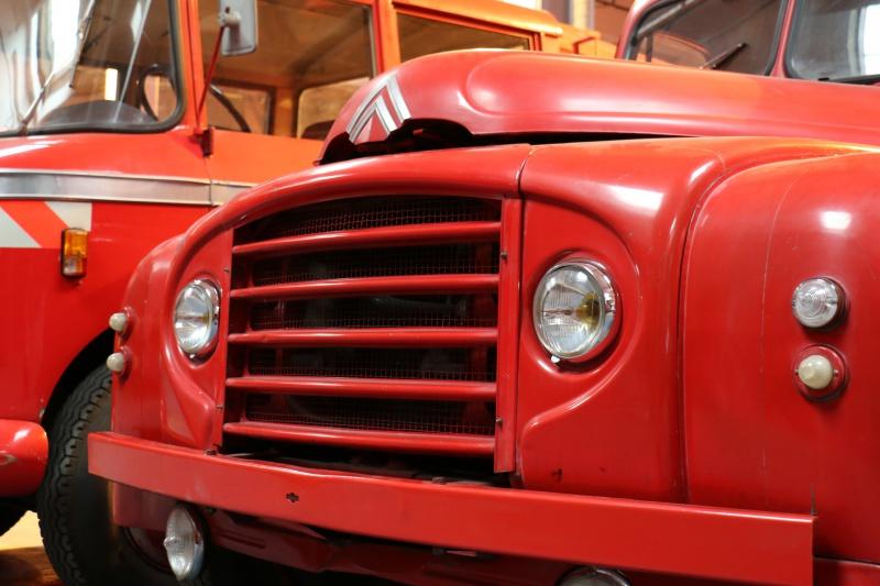 Des camions à gogo....Musée des sapeurs pompiers de Lyon 387822IMG6727