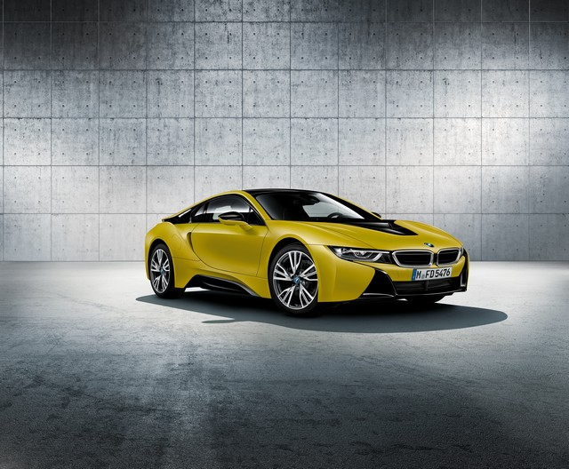 BMW au 87e Salon international de l'Automobile de Genève 2017 388114P90246547highResthenewbmwi8froze
