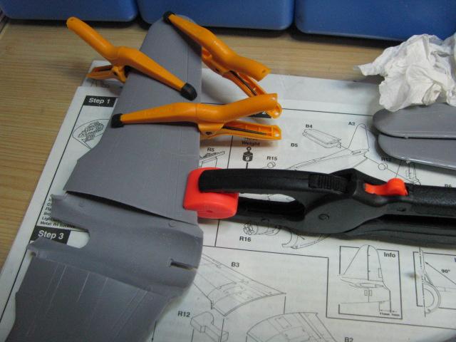 Ryan XF2R-1 Dark Shark Czech Model 1/48.....Terminé! 388319IMG8879