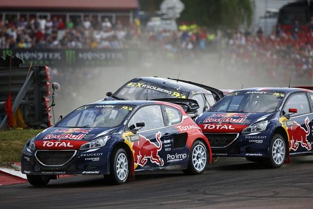 Le Team Peugeot Hansen dépossédé de la victoire en Suède 3888045599848a3615c