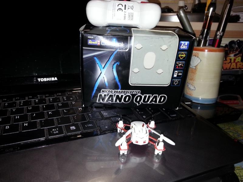 Nano Quad Revell 38910520140929204337