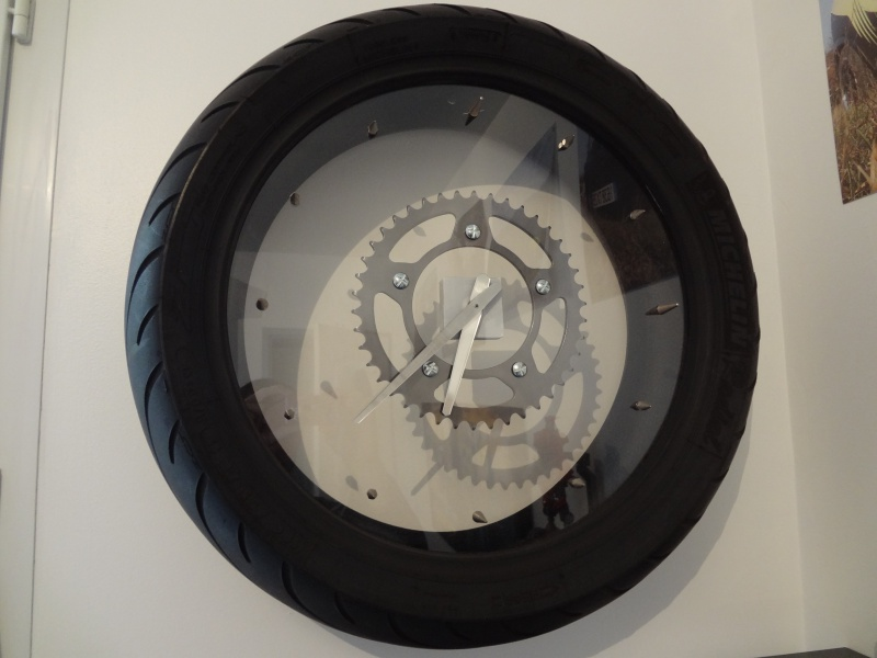 fabrication d'horloges pneu 389272DSC09658