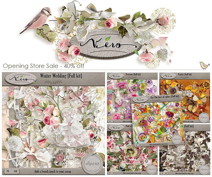 Véro - MAJ 02/03/17 - Spring has sprung ...  - $1 per pack  - Page 7 389932Veroopeningstoresale0213