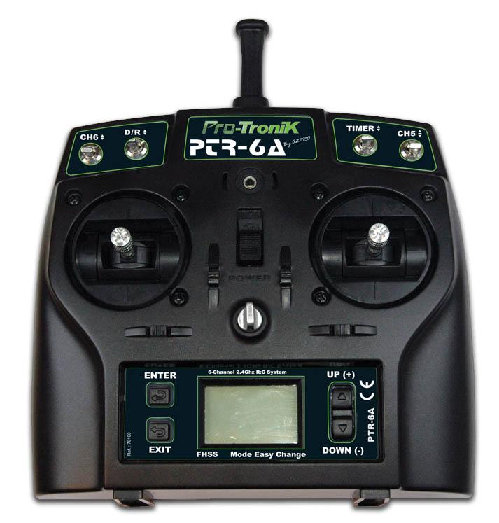 Nouvelle radio Pro-Tronik ptr6a v2 mode 1,2,3 et 4! 390375radiofront