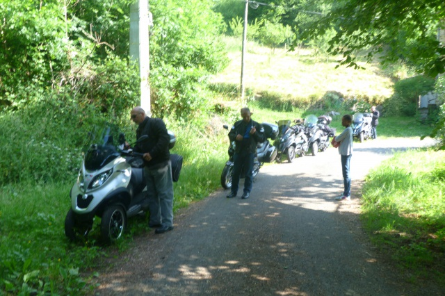 CR (Photos & Vidéo)  : TSO : 06-07/06/15 Sortie au Viaduc de Millau & environs 390511P1180586
