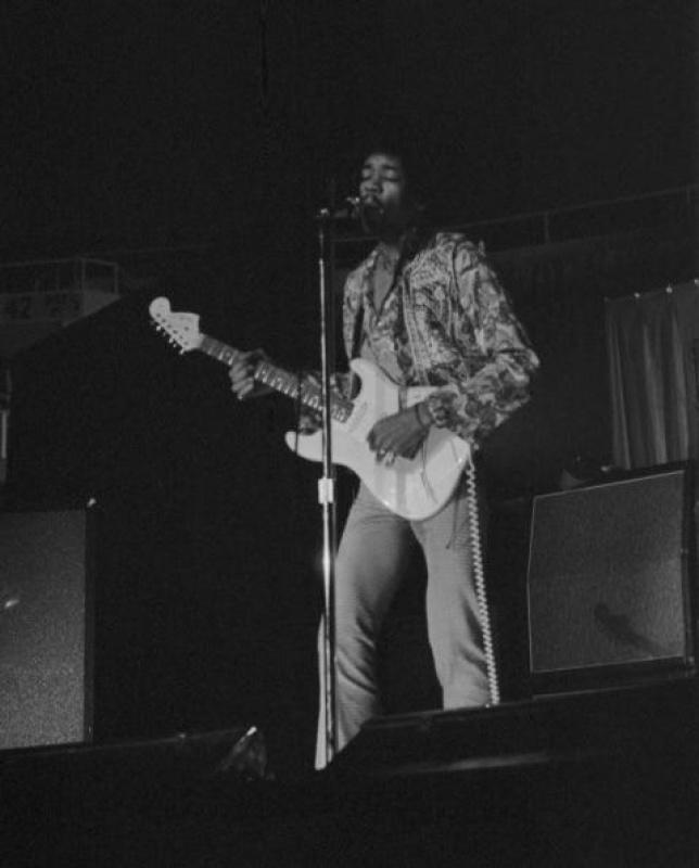 Phoenix (Memorial Coliseum) : 4 septembre 1968  39123419680904Phoenix16