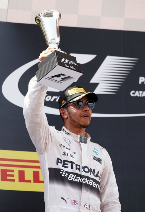 F1GP d'Espagne 2015 : Victoire Nico Rosberg 3921832015LewisHamilton