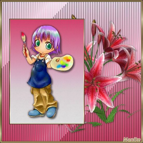 L'enfant au pinceau 392357Lenfantaupinceau