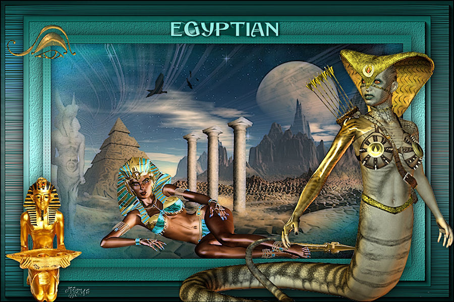 Egyptian 392482EGYPTIANMOI