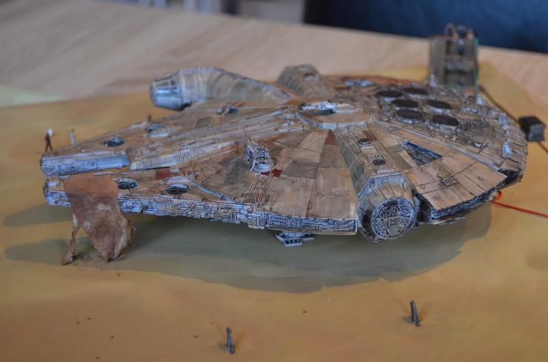 millenium falcon de bandai 392763DSC0008
