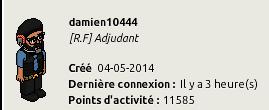 [P.N] Rapports d'activités de damien10444 - Page 3 394530Connexion