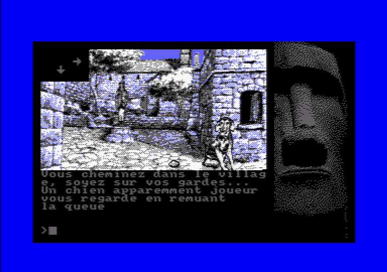 [Micro 8/16 Bits] ATHANOR II - La légende des Hommes-Oiseaux 394545112