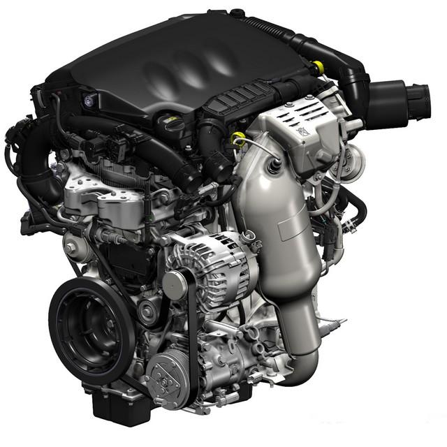 Citroën : L'e-THP130 nouveau moteur essence de la famille PureTech 394666P13138100