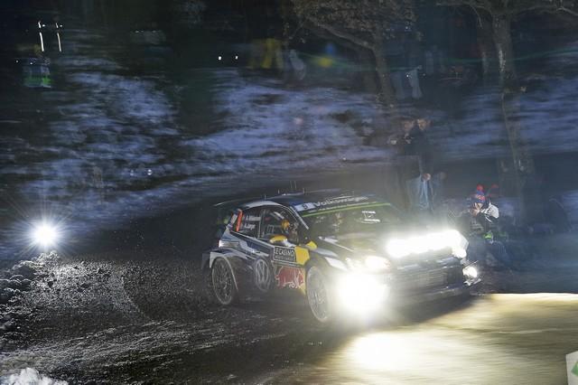 Rallye Monte-Carlo : Volkswagen entame bien la première manche de la saison  394741hd052016wrc01dr10493