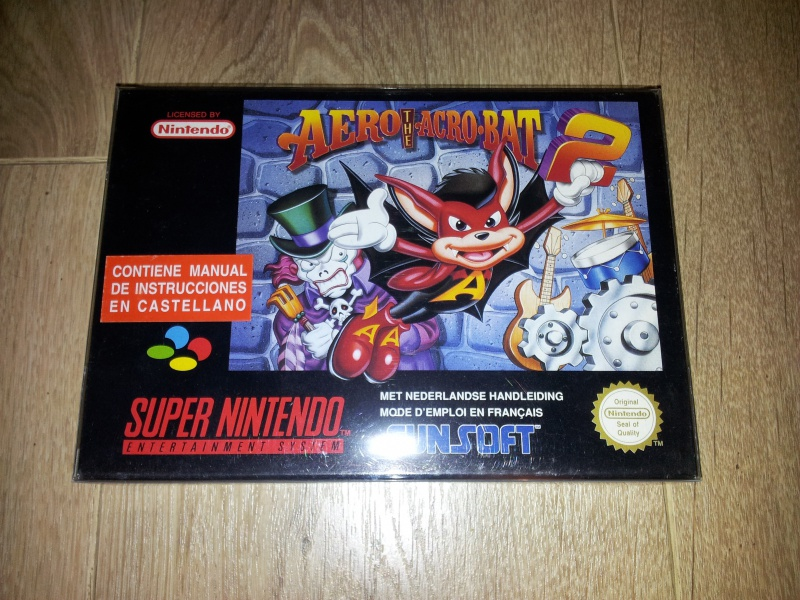 Prupru's Collection ! 100% Super Nintendo et 200% Super Comboy !! - Page 6 394873AerotheAcroBat2