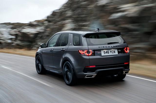 Les Land Rover Discovery Sport Et Range Rover Evoque Encore Plus Performants Grâce Aux Technologies Des Nouveaux Moteurs Ingenium 394977lrds18myingeniumpetrol24051703