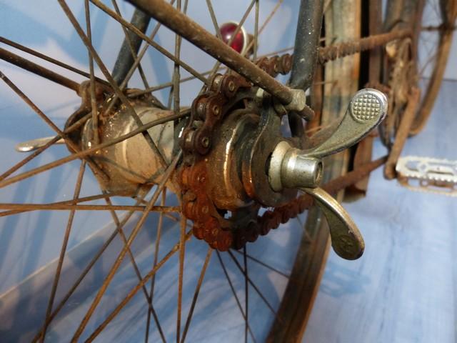 ALCYON vélo-porteur 1938 395499P1200145