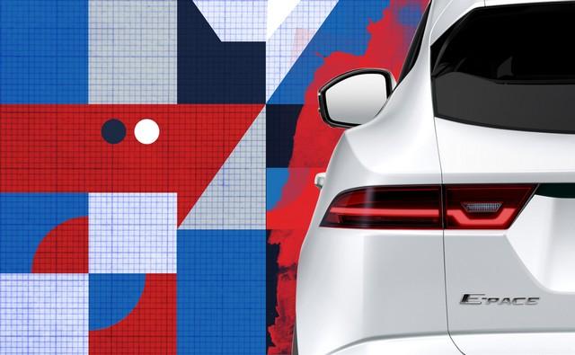 Jaguar E-Pace, le nouveau SUV compact sportif 395597epacegraphic