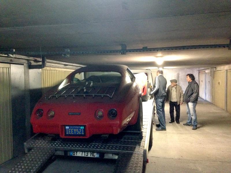 Corvette C3 76 en cours de restauration - Page 2 395636IMG5734