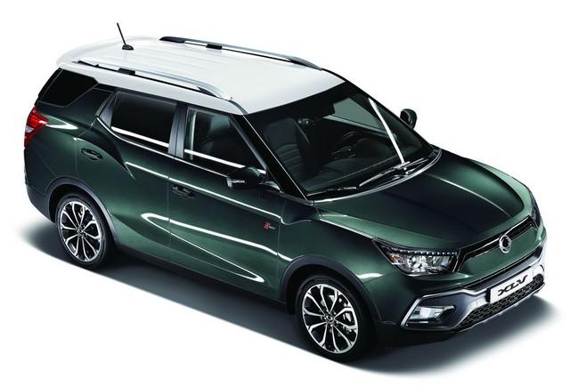 L'alternative verte : La SsangYong XLV au GNC pour € 19490 ! 3963871200x12005