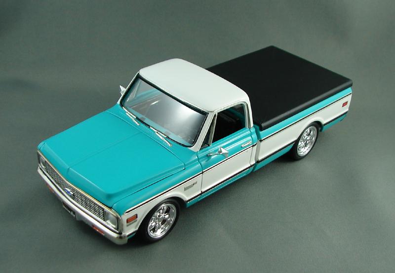 Chevy pickup 1972 39668472chevypickup020