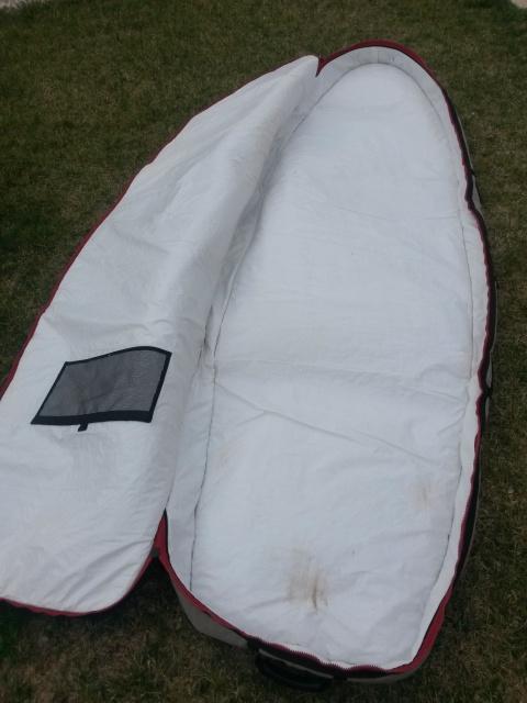 [VENDS] Housse de planche de SUP Gong 8'2 x 30'' 50 € 39699020160302084216