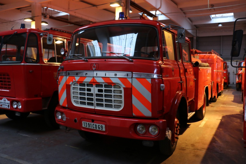 Des camions à gogo....Musée des sapeurs pompiers de Lyon 397050IMG6508