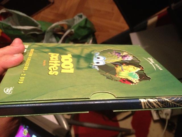 [DVD] 1001 Pattes (a bug's life) - Édition Collector (27 novembre 2002) 397402IMG04031