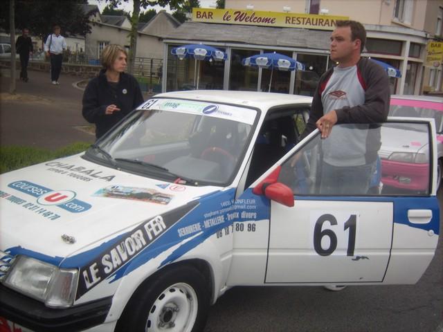 31è Rallye Tessy sur Vire Gouvets 2012 (vérifications techniques)  397757Sep01790