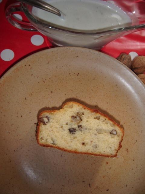 Cake au roquefort et aux noix  398131023