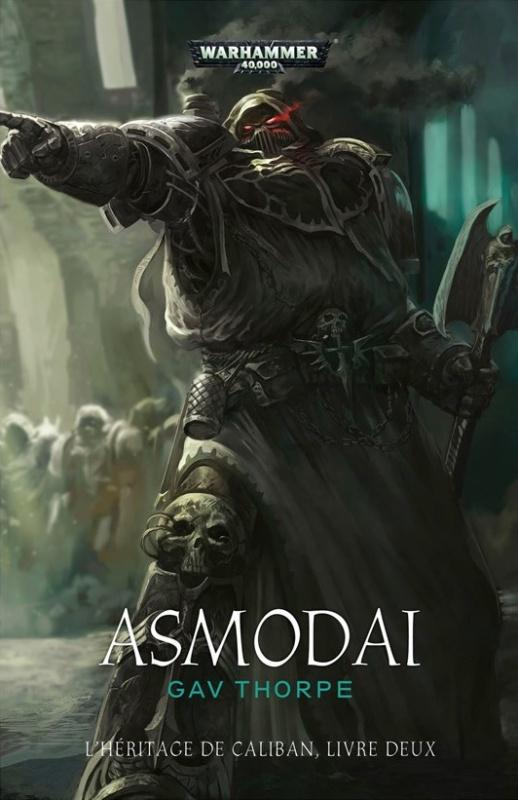 L'Héritage de Caliban - 2 - Asmodai de Gav Thorpe 39891217as