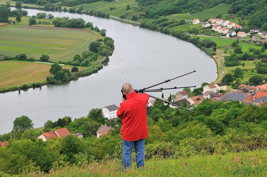 16 juin 2012:Sortie Château de Malbrouck et de Sierck, point de vue au Stromberg - photos d'ambiance 399276CRI3269