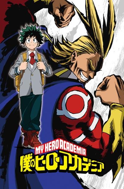 [MANGA/ANIME] My Hero Academia (Boku no Hero Academia) ~ 399517myheroacademiavisuel