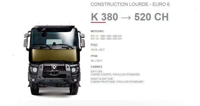 Nouvelle gamme Renault Trucks 400356NouveauRenaultTrucks2
