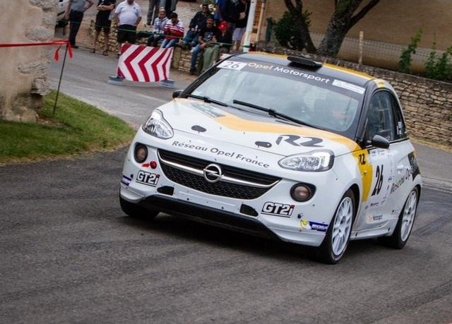 58ème Critérium des Cévennes (29 au 31 octobre 2015) : Final décisif dans les Cévennes pour l'Opel ADAM Cup ! 400552OpelFRMotorsport22102015