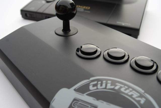 Stick Neo-Geo Oakem studio - Edition Limitée à 10 exemplaires  401112stickN3